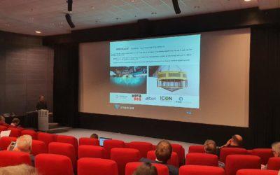 Viewpoint Spidercage presented at «Norsk Havbruksdag» in Oslo 21.11.2019